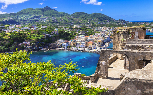 Italian classes Sydney at Italia 500 - Image of Ischia