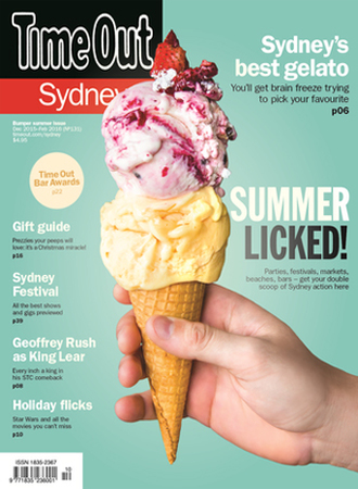 Italian classes in Sydney at Italia 500 - Time Out Sydney Gelato