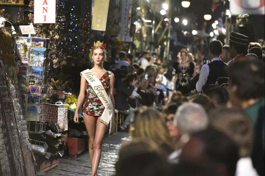 Dolce e Gabbana Napoli Italian classes Sydney at Italia 500