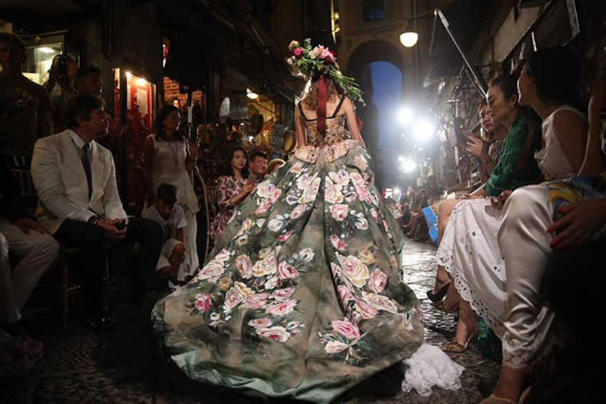 Dolce&Gabbana-AltaModa-Naples-July-2016 Italian lessons in Sydney at Italia 500