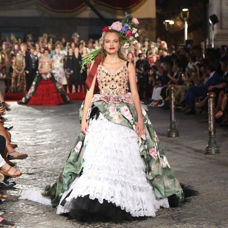 Dolce&Gabbana-AltaModa-Naples-July-2016 Learn Italian in Sydney at Italia 500