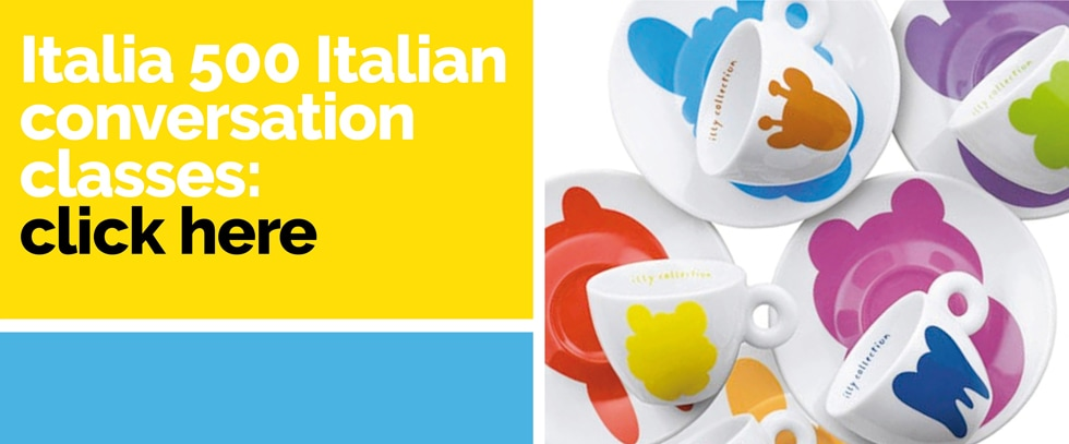 Italian language courses in Sydney at Italia 500 Sydney - Italia 500 Italian conversation classes