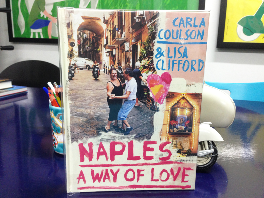 Naples A Way of life cover - Italian classes Sydney at Italia 500