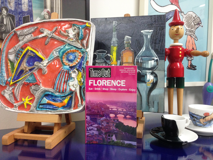 Time Out Florence - Learn Italian Sydney at Italia 500
