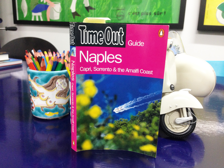 Time Out Naples 2000 - Italian lessons Sydney Italia 500
